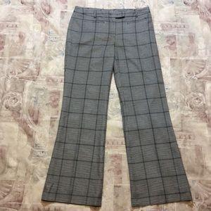 Anne Klein Black & White Dress Pants size 10